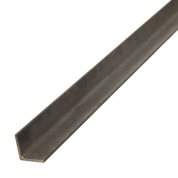 Уголок стальной равнополочный 25х25х4 мм 3 м