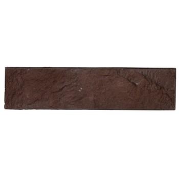 Искусственный камень Венский кирпич 210х52 мм, светло-коричневый