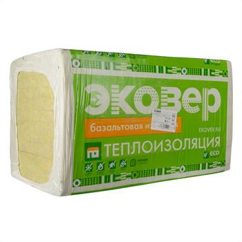 Утеплитель Эковер Лайт 35 1000x600x100 мм 6 штук в упаковке