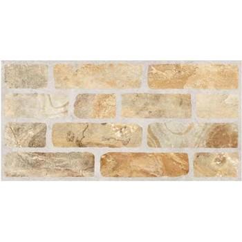 Керамогранит Estima Old Bricks OBv11 300х600х7,5мм неполированный