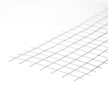 Сетка сварная 50х50мм d=3мм, (0,51х1,5м)