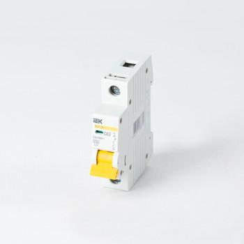 Автоматический выключатель однополюсный 63А IEK