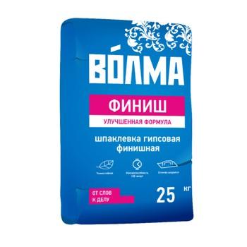 Шпатлевка Волма Финиш, 25 кг