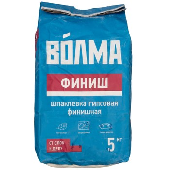 Шпатлевка Волма Финиш, 5 кг
