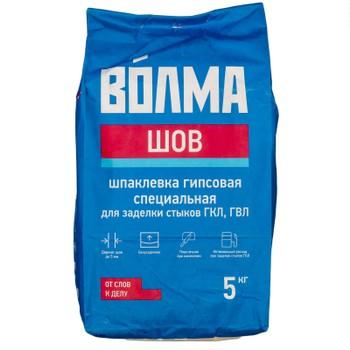 Шпатлевка Волма Шов, 5 кг