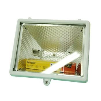 Прожектор галогенный белый 500Вт NAVIGATOR