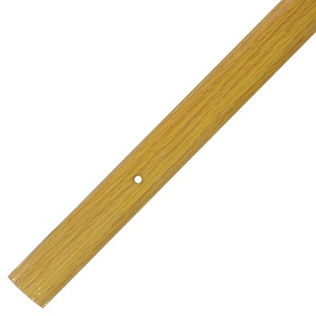 Порожек стыкоперекрывающий (25х3) (ПС01, 900.082, дуб светлый)