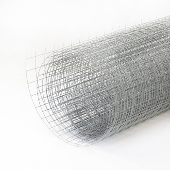 Сетка сварная 50х50мм, (1,5х15м) оцинкованная