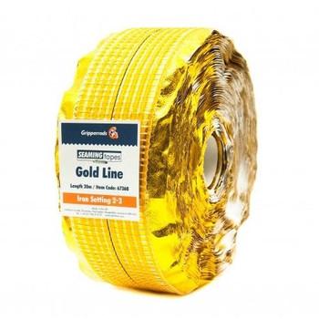 Лента Heat Seam Tape Gold Line для сварки ковровых покрытий100мм х 20м