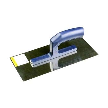 Гладилка нержавеющая 130х280мм прямая с пластмас.ручкой, ЗУБР
