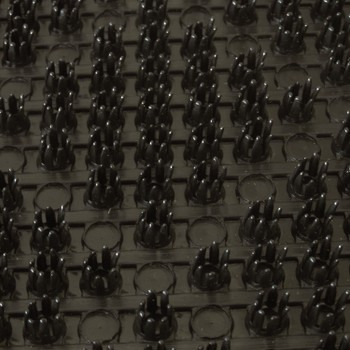 Покрытие щетинистое FinnTurf normal (0,9х25м, 03, черный)