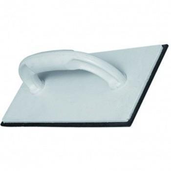 Терка с покрытием резина, 120х260мм, PQTools