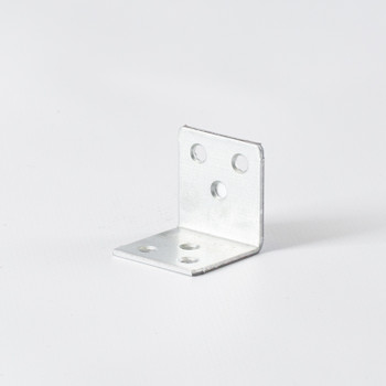 Уголок мебельный оцинкованный 30x30 мм ШК