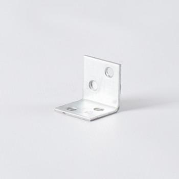 Уголок мебельный оцинкованный 25x25мм ШК