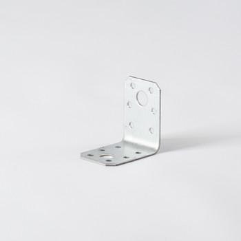 Уголок крепежный 50x50x35x2 мм ШК