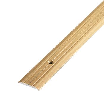 Порожек стыкоперекрывающий (25х3) (ПС01, 900.083Н, бук натуральный)