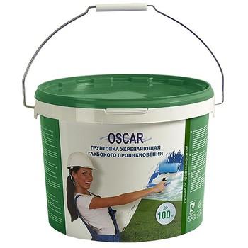 Грунтовка укрепляющая глубокого проникновения Oscar 10 кг