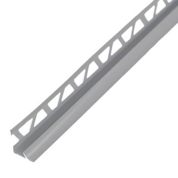Закладка внутр.Е7-8 д/кафеля 2,5 м (св. серый), 002