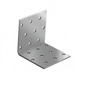 Уголок крепежный равносторонний KUR 40х40х60 (200 шт в УП, БЕЗ ШК)