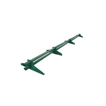 Снегозадержатель трубчатый 3000мм (зеленый)