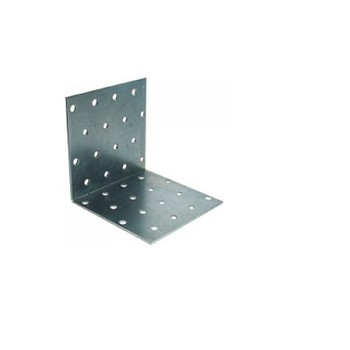 Уголок крепежный равносторонний KUR 30х30х20 (300 шт в УП, БЕЗ ШК)