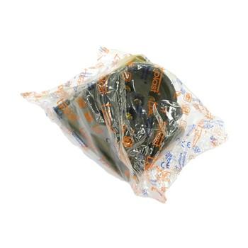 Розетка штепсельная каучук наклонная 3-фазная, 25А, 380-415 V, 31.04.307.0300