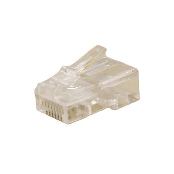 Штекер на UTP/FTP-кабель (обжим)