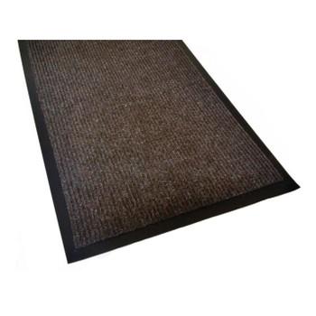 Дорожка грязезащитная Комфорт коричневая шир 0,9м (кратно рулону 15м)