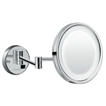 Зеркало косметическое Hansgrohe Logis Universal 73560000 с подсветкой