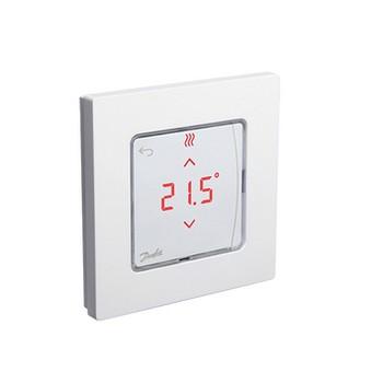 Термостат комнатный сенсорный встраиваемый Icon Display 24V DANFOSS 088U1050
