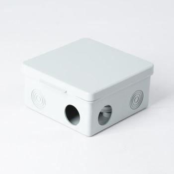 Коробка распределительная 100х100х50мм для наружного монтажа IP55