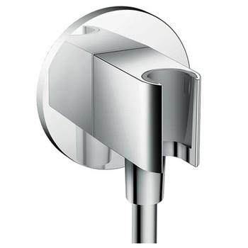 Шланговое подключение Hansgrohe Fixfit Porter S 26487000 с держателем для душа