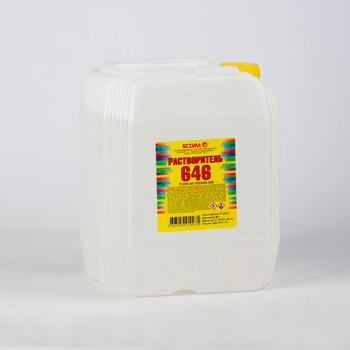 Растворитель 646, 5л (ТУ)