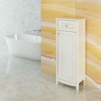 Пенал Comforty Тбилиси 40 белый универсальный