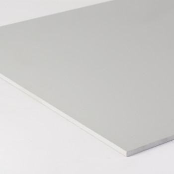 Керамогранит UF002PR 600х600х10мм, св. серый, полир.,ректиф, г.Снежинск
