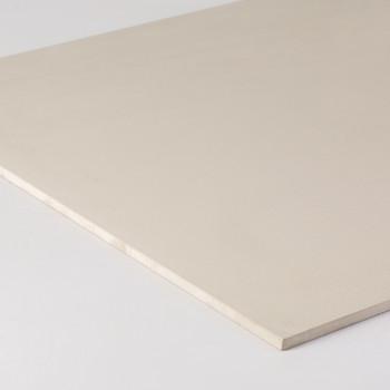 Керамогранит UF010PR 600х600х10мм, светло-молочный, ректифицированный