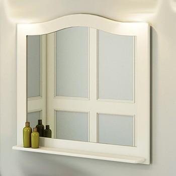 Зеркало Comforty Монако 100 белый