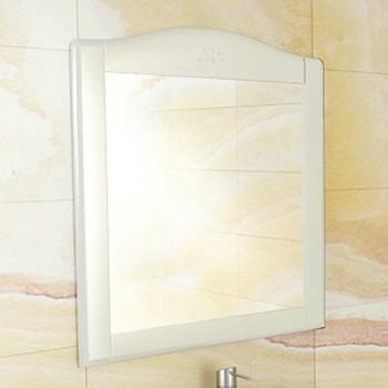 Зеркало Comforty Монако 80 белый