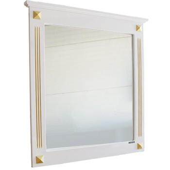 Зеркало Comforty Палермо 80 патина золото