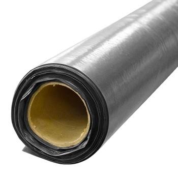 Пленка полиэтилен черная рукав 100мкр. шир. 3м. (Рулон 150м)