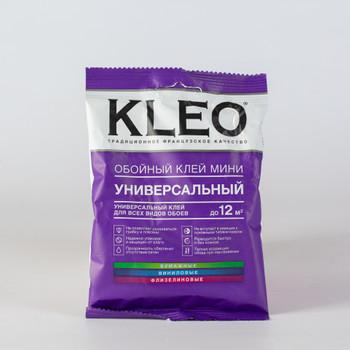 Клей обойный KLEO Мини для всех видов обоев, шоу-бокс, 60гр