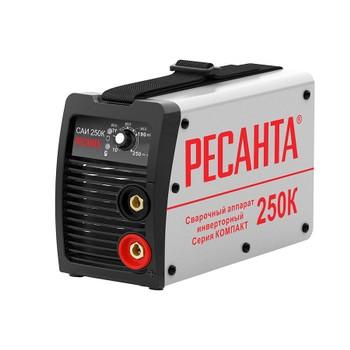 Аппарат сварочный инверторный Ресанта САИ250К (компакт)