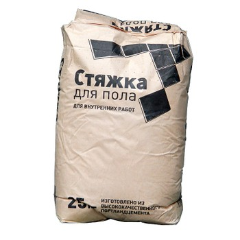Стяжка 25кг Без бренда