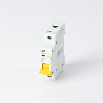 Автоматический выключатель однополюсный 32А IEK