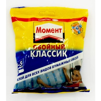 Клей обойный Момент Флизелин (Henkel), 250гр