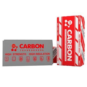 Пенополистирол экструзионный ХPS 300 CARBON PROF (1180х580х60)х7