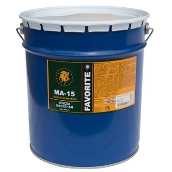Краска Фаворит МА-15 желтая 25кг