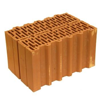 Блок керамический POROTHERM 38-1/2 (380x250x219 мм) доборный