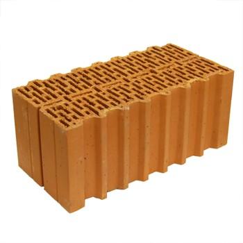 Блок керамический POROTHERM 51-1/2 (510x250x219 мм) доборный