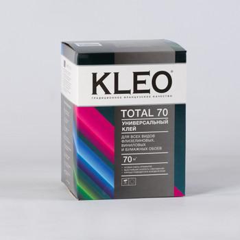 Клей обойный KLEO TOTAL для флизелиновых, виниловых и бумажных обоев, 500гр